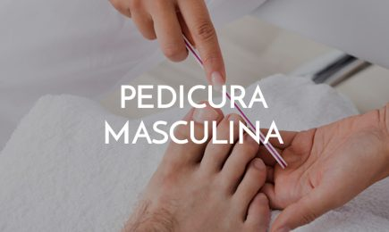 Pedicura Masculina
