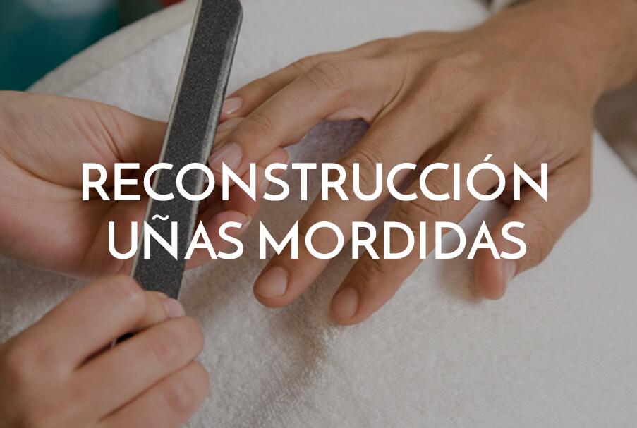 RECOSTRUCCION UÑAS MORDIDAS