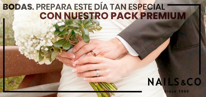 preparacion de la novia antes de la boda
