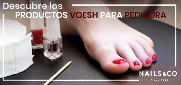 Conoce los productos de Voesh para Pedicura
