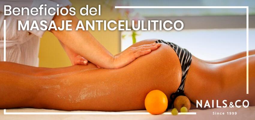 Beneficios del masaje anticelulítico