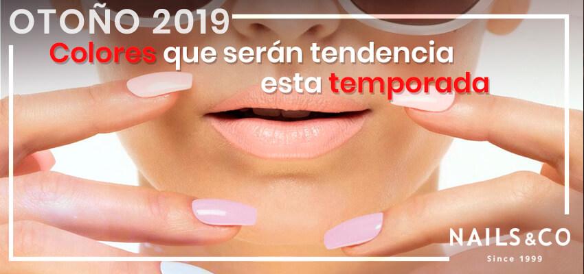 Tendencia en el color de uñas para otoño 2019