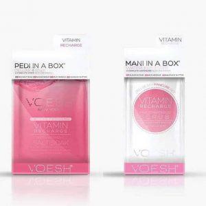 tratamiento de manos VOESH vitamin recharge con extracto de pomelo rosa