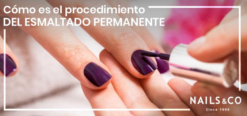 ¿Aún no sabes cómo es el procedimiento para tener tus uñas con esmaltado semipermanente?