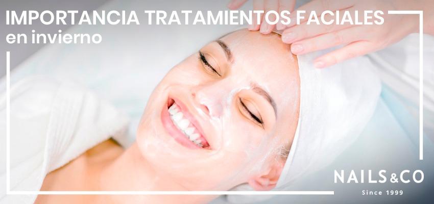 Tratamientos faciales en invierno: preservar la piel del frío y prepararla para el verano