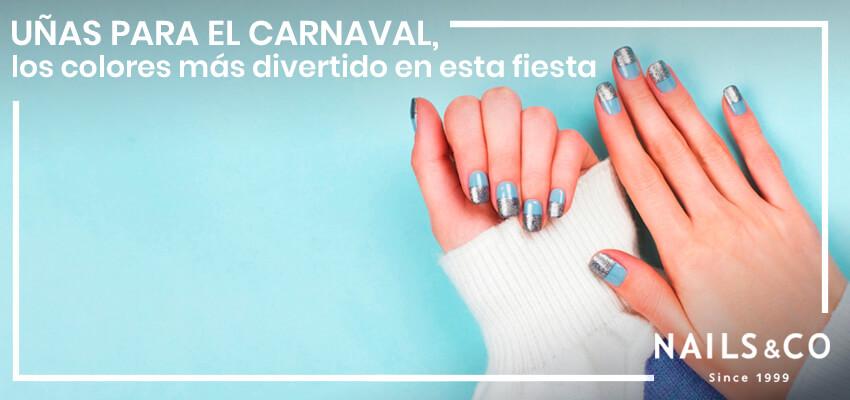 Uñas para el Carnaval